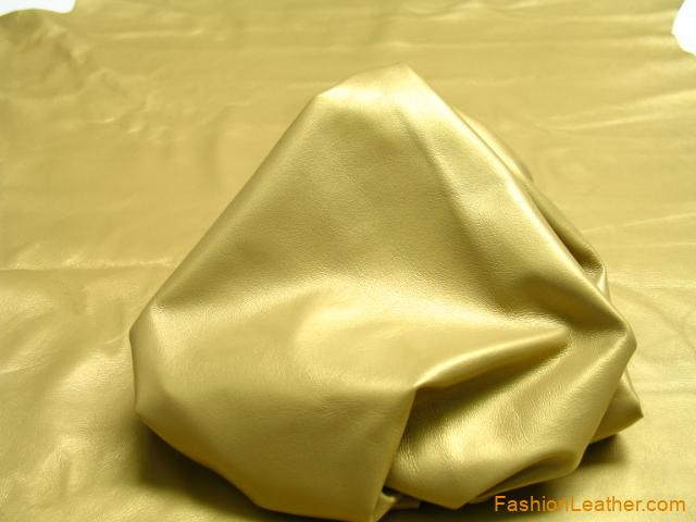 Pearlized Gold