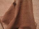 imprinted Buffed Imprint Small Crocodile Brown