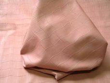 imprinted Plisse Pink