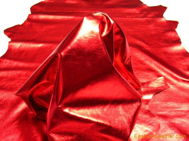 metallic Metallic Red