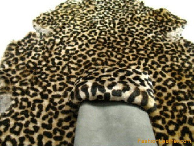 shearlings toscana Leopard