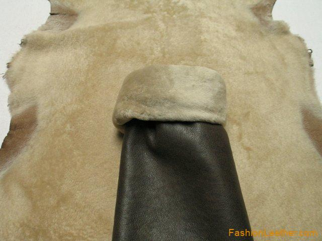 shearlings toscana Shearling Texas Biege